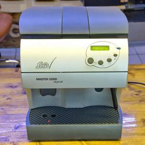 Продаётся кофемашина Solis Master 5000 digital