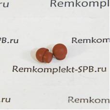 Грибовидный силиконовый клапан ø 6/8 мм высота 9 мм