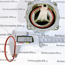 Уплотнительное кольцо OR 03212 - ø58,89-53,65х2.62мм СИЛИКОН