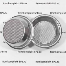 2- порционный фильтр холдера 14 г ø 70x24,5 mm