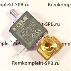 Эл.магнитный клапан CEME 3-х ход ø 1/8F230В - ø 1,2 мм