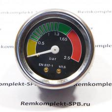 Манометр ø 52 мм 0÷2,5 атм. ø 52 mm