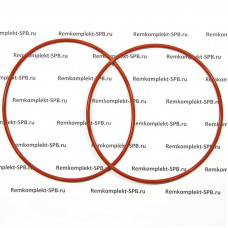 Уплотнительное кольцо / прокладка 04475 - ø127,26-120,2х3.53мм СИЛИКОН