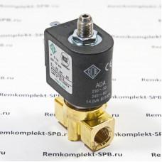 3-х ходовой электромагнитный клапан ODE 230В ø 1/4