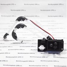 Блок форсунок для подключения каппучинатора Siemens EQ 7, Bosch Vero