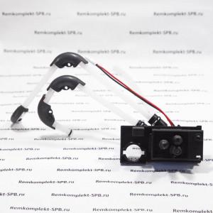 Блок форсунок для подключения каппучинатора автоматических кофемашин Siemens EQ 7, Bosch Vero