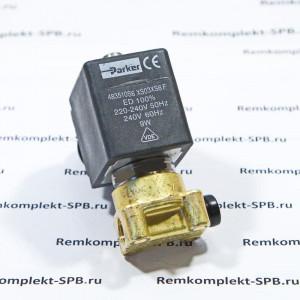 """Электромагнитный клапан 2- ход. LUCIFER 240В 50Гц ø 1/8""""FF Для профессиональных кофемашин. Встречается в вендинговых"""