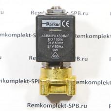 """Клапан 2-х ходовой PARKER 24 В 50/60 Гц ø 1/8""""FF"""