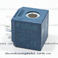 Катушка электромагнитного клапана CEME BIF-R 230В/50Гц - 33x35x35.4mm