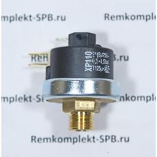 Прессостат P110 125 0,5-1,5бар 1/ ø1/4 - 21A/250В