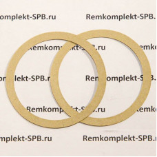 Бумажная прокладка под уплотнение группы ø 64x53x0,7 мм