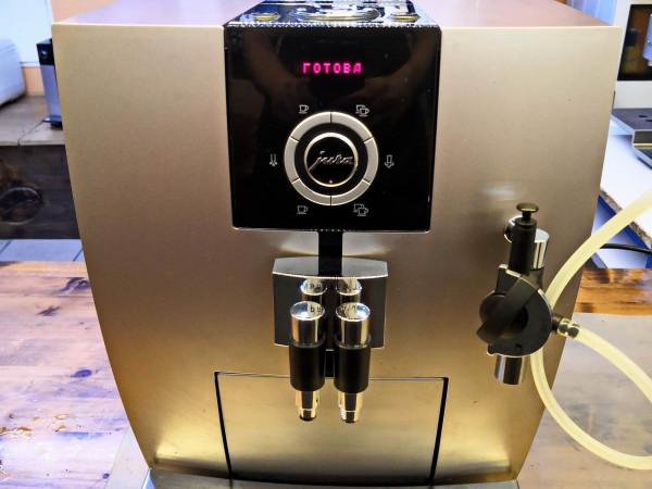 фото - ремонт кофемашин Jura Impressa J5