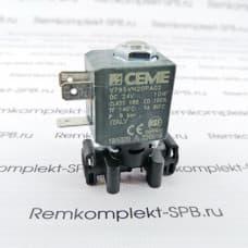 Электромагнитный клапан 2х-ходовой CEME 24v 10w Tmax - 170c