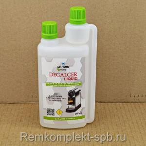 Спедство для удаления накипи Dr.Purity DECALCER liquid - 250 мл.