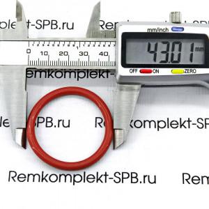 Уплотнение ORM 0350-40 silicon RED ø 43-35 х4мм для ЗУ DELONGHI (эконом)