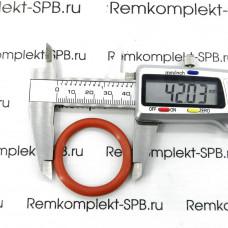 Уплотнение силиконовое ø42-32х5мм для ЗУ км AEG