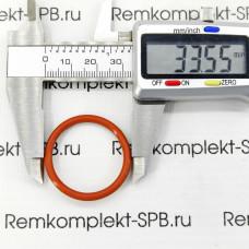 Уплотнительное кольцо ø34-27,8х3.1мм СИЛИКОН
