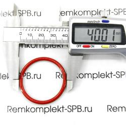 Уплотнительное кольцо ø40-33,8х3.1мм СИЛИКОН
