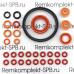 Ремкомплект №65 Набор уплотнений для км BOSCH BENVENUTO B75