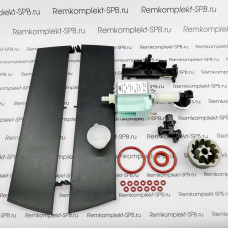 Ремкомплект №22 набор с крышками для ремонта кофемашины JURA Impressa F50