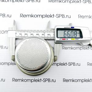 2х-порционный фильтр 14 гр ø 66x25мм
