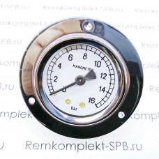 Манометр помпы 0-16 атм / ø 52 мм BIANCHI / FAEMA