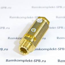 """Клапан бойлера 3/8""""М - 2,0 бар CE/PED CIMBALI / FAEMA"""