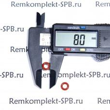 Уплотнительное кольцо 02018 - ø8-4,48х1.78мм СИЛИКОН