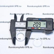 Плоский уплотнитель ø 21x16,8x2 мм PTFE / фторопласт