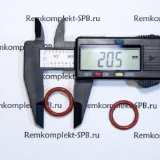 Уплотнительное кольцо 0119  силикон  ø 15.08x 2.62 мм