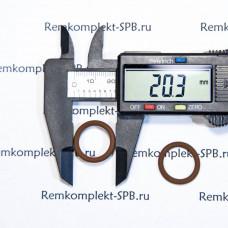 Уплотнительное кольцо 0119 ВИТОН  ø 15.08х2.62 mm