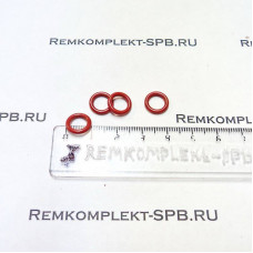 Уплотнительное кольцо для кофемашин из красного силикона