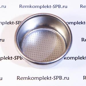 Фильтр в холдер 2-х порционный ø 58x24,5 mm
