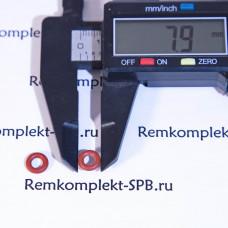 Уплотнительное кольцо 0040-20 - ø8-4х2 мм СИЛИКОН