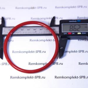 Уплотнительное кольцо 0178 из красного силикона