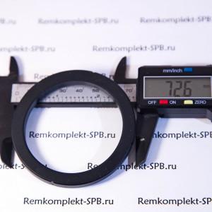 Уплотнитель холдера ø 72x58x7 мм NUOVA SIMONELLI / VICTORIA ARDUINO