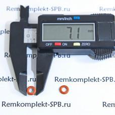 Уплотнительное кольцо 02015 - 1.78 х 3.69 mm СИЛИКОН