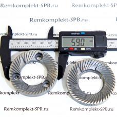 Жернова CUNILL (пара) левые ø 59x34 мм x 9 мм