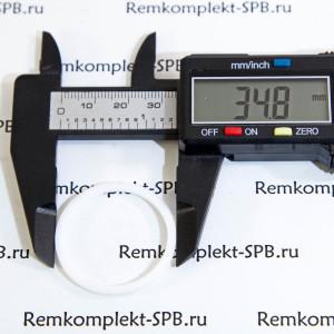 Плоский уплотнитель ø 35x30x2 мм PTFE