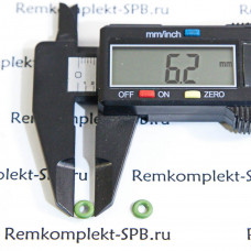 Уплотнительное кольцо 02012 ВИТОН - 1.78 х ø 2.90 mm