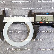 Уплотнительное кольцо холдера ø 70x53x4 mm LELIT / PAVONI