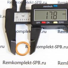 Прокладка / шайба из меди, плоская ø 18x12,5x1,5mm