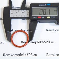 Уплотнительное кольцо OR 03093- ø28,71-23.47х2.62 мм СИЛИКОН