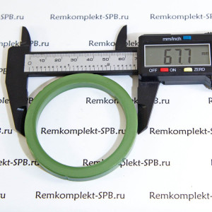 Уплотнитель холдера ø 68х53,5х7 мм VITON