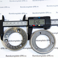 Жернова для MACAP ø 65 мм (ПАРА) ПРАВЫЕ