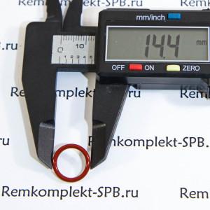Уплотнительное кольцо 02043 10.82х1.78 mm - СИЛИКОН