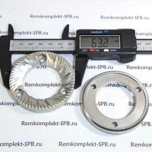 Жернова правосторонние ø 63 мм для кофемолок COMPAK / WEGA
