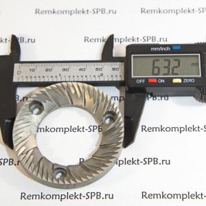 Жернова COMPAK / WEGA ø 63,5 мм (пара) правые