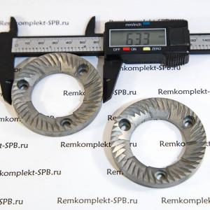 Жернова ø 63 мм для COMPAK-WEGA (пара) правые