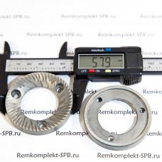 Жернова для кофемолок ø 58 мм COMPAK (пара) правые
